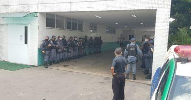 Justiça quer vacinação de policiais no Amazonas assim que possível