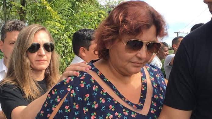 Edilene Oliveira, esposa do ex-governador José Melo tem tornozeleira suspensa